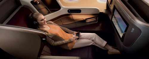 10 Hints To Airline Upgrades - Cracking The Seat Upgrade Code - The Wise Traveller - Business Class