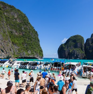 4 Asian Paradises Ruined By Tourism - The Wise Traveller