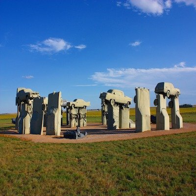 5 Bizarre Destinations - North America - The Wise Traveller - 5 Of The Weirdest Places To Visit In North America