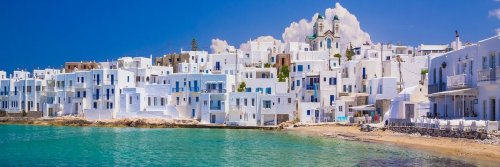 5 Greek Islands Not Always On The Tourist Path - The Wise Traveller - Quieter Greek Destinations