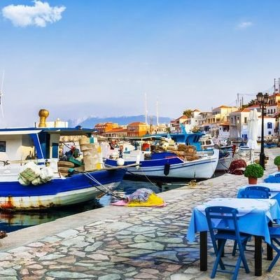 Quieter Greek Destinations - The Wise Traveller