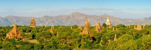 5 World Heritage Sites Crowd Free - The Wise Traveller Bagan, Myanmar