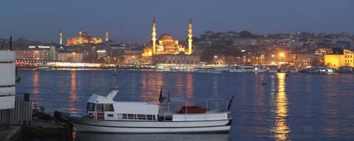 6 Must-See Sights in Istanbul for Business Travellers - The Wise Traveller - Hagia Sophia