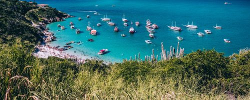 7 Most Beautiful Tiny Beach Towns in the World- The Wise Traveller - Morro de São Paulo, Brazil