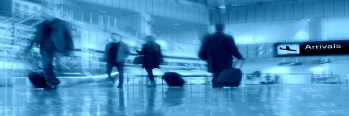 7 Tips For Safer Business Travel - The Wise Traveller - Business Traveller - Airport