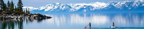 7 Winter Wonderlands - The Wise Traveller - Lake Tahoe
