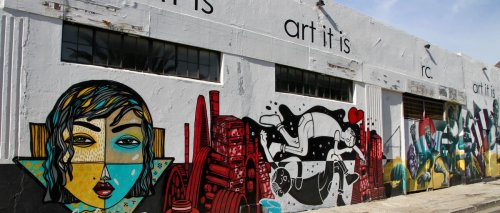 A Day of Art and A Dose of Humanity in Cape Town - Woodstock - The Wise Traveller
