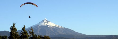 Adrenalin Junkies' Heaven—  Pucon, Chile