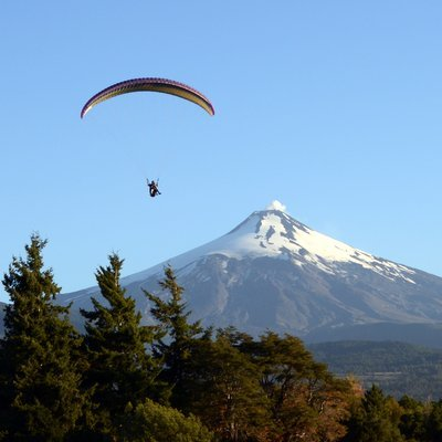Adrenalin Junkies' Heaven—  Pucon, Chile