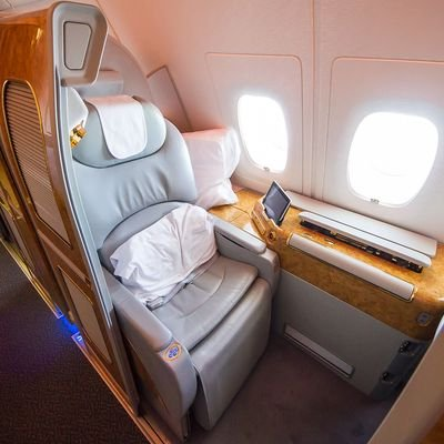 Airlines Are Morphing - Luxury Hotel Experience - The Wise Traveller - Emirates First Class