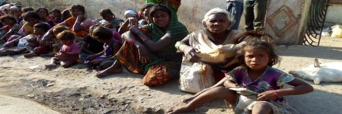 Beggars - To Give Or Not To Give - The Moral Dilemma Of When To Give - The Wise Traveller - India