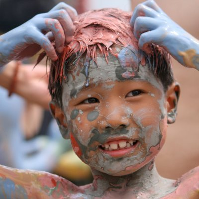 Boryeong Mud Festival - South Korea