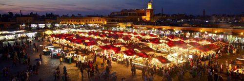 Discovering the Calmer Side of Marrakech - The Wise Traveller