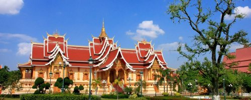 Eating Buffalo in Vientiane - The City of Sandalwood - The Wise Traveller - Laos
