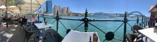 Eating Oysters - Oyster Bar - Circular Quay - Sydney - Australia - The Wise Traveller