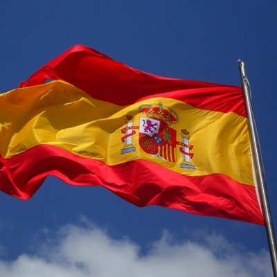 Fiesta Nacional de Espana - The Wise Traveller - Spanish Flag
