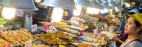 The Wise Traveller - FlightHUb's guide to every city - Food market