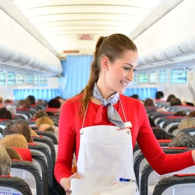 Flying Tips From The Crew - Pilots and Flight Attendants Give You 8 Tips For Flying - The Wise Traveller - Flight Attendant