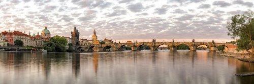 Gastronomic Views Of Prague - Prague Restaurants With A View - The Wise Traveller - Prague - Charles Bridge