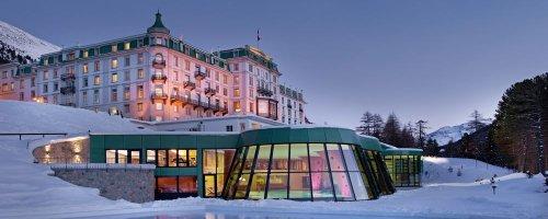 Grand Hotel Kronenhof - Pontresina - Switzerland - The Wise Traveller
