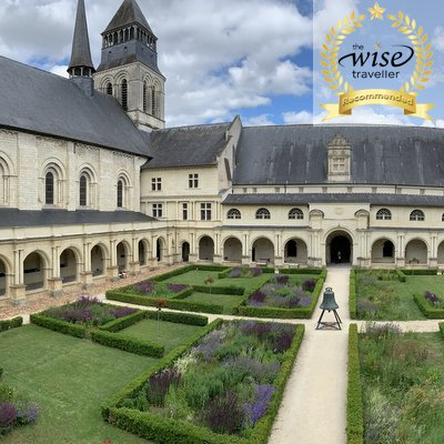 Hotel Review - Fontevraud L'Hotel - Fontevraud-l'Abbaye - Loire Valley - France - The Wise Traveller