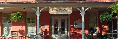 Hotel Review: Hotel Atlantic, Berlin, MD - The Wise Traveller