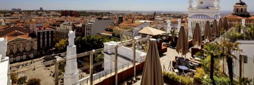 Hotel Review: ME Madrid Reina Victoria, Madrid, Spain