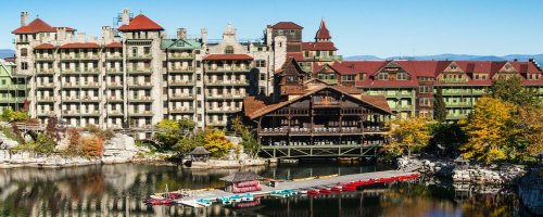 Hotel Review - Mohonk Resort - Mohonk Mountain - New York - The Wise Traveller - Vista
