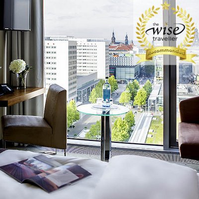Hotel Review: Pullman Dresden Newa, Germany