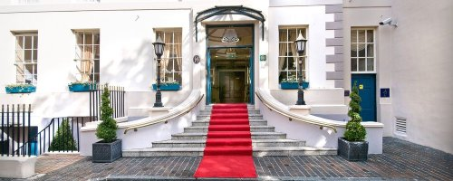 Hotel Review - The Old Government House Hotel & Spa - St Peter Port - Guernsey - Channel Islands - The Wise Traveller