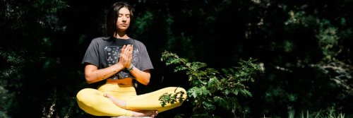 How Meditation Can Help You Beat Stress - The Wise Traveller - Wilderness meditation