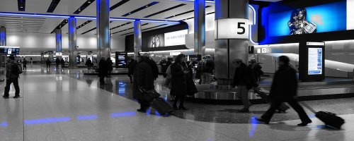 How to Avoid Excess Luggage Fees - The Wise Traveller - Baggage Hall