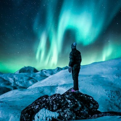 How to Photograph the Northern Lights - The Wise Traveller - Aurora Borealis