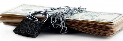 Keeping Your Money Safe - Keeping Your Money Safe When Travelling Makes For A Much Better Trip - The Wise Traveller - Money locked