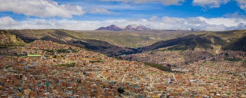 La Paz - The city in the sky - The Wise Traveller