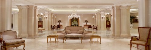 Luxe Hotels In Southeast Asia? What To Expect - The Wise Traveller - Hotel Lobby