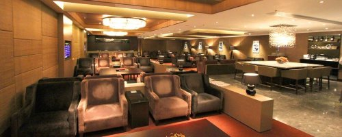 Luxuriate in These New Airport Lounges - The Wise Traveller - Airport Lounge - HK
