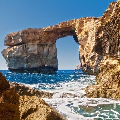 Malta and Gozo - Short Travel Guide - The Wise Traveller - Gozo Azure Window