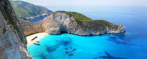 Off-Season Greek Island Hopping aka the ferry nightmare - The Wise Traveller - Shipwreck Island - Greece
