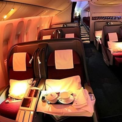 The Wise Traveller - Overrated Business class Airlines