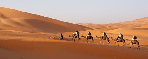 Put Yourself in the Picture in Morocco - The Wise Traveller - Desert