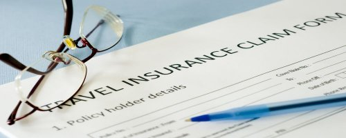 Read The Fine Print - Travel Insurance - The Wise Traveller - Form