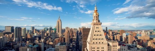 Remote and Armchair Traveling—Manhattan - The Wise Traveller - View