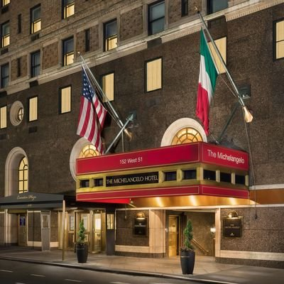 Review - The Michelangelo Hotel - Midtown Manhattan - NY - The Wise Traveller