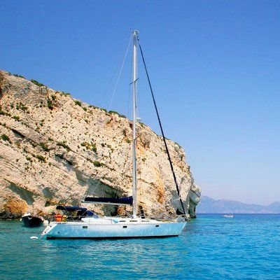 The Wise Traveller - Self-Sailing Around Greece - sailing around in your own boat