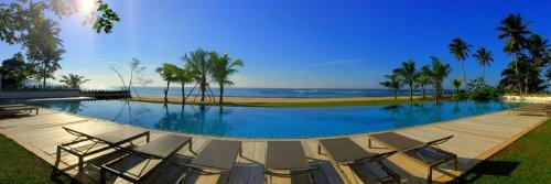 Sri Sharavi - Sri Lanka - Sri Sharavi Beach Villas & Spa - Srilanka in Style - The Wise Traveller - Panoramic view