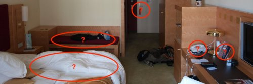 The 7 Dirtiest Surfaces/Objects in Hotel Rooms - The Wise Traveller