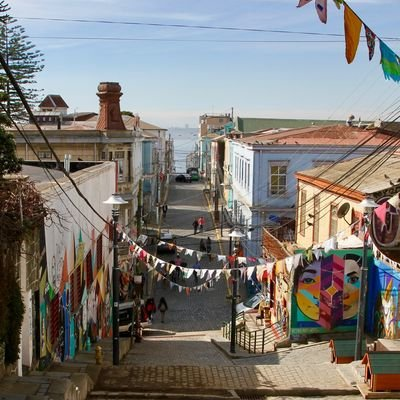 The Colors of Valparaíso - Chile - The Wise Traveller