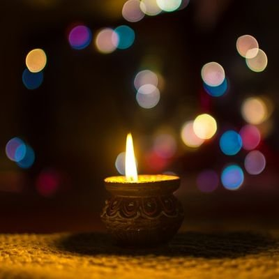 The Festival of Lights — Deepavali - India - The Wise Traveller - Lamp