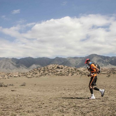 The Gobi: A Lesson In Determination - The Gobi March - The Wise Traveller
